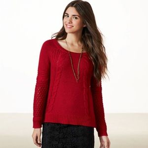 American Eagle Outfitters Sweaters - AEO Real Soft Snowed In Sweater